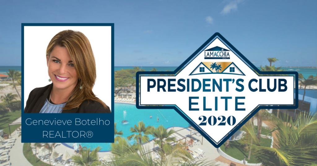 Genevieve Botelho President's Club ELITE