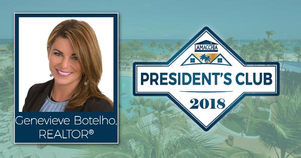 Genevieve Botelho President's 2018