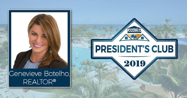 Genevieve Botelho President's 2019